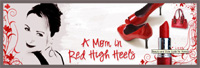 A Mom In Red High Heels