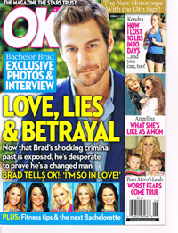 OK! Magazine Celebrity Baby & Belly Stuff
